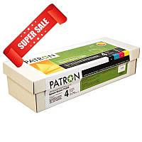 Перезаправляемые картриджи Epson Stylus C79 (комплект 4 шт + чернила) Patron