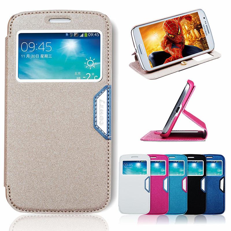 """Samsung G7102 GRAND 2 оригинальный SMART чехол книжка с окошком для телефона """"COWRY SMART"""""""