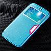 """Samsung G7102 GRAND 2 оригинальный SMART чехол книжка с окошком для телефона """"COWRY SMART"""", фото 4"""