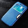 """Samsung G7102 GRAND 2 оригинальный SMART чехол книжка с окошком для телефона """"COWRY SMART"""", фото 5"""