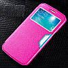 """Samsung G7102 GRAND 2 оригинальный SMART чехол книжка с окошком для телефона """"COWRY SMART"""", фото 6"""