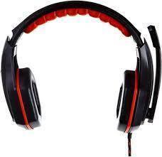 Игровые наушники с микрофоном Gemix W-330 Pro Gaming Black, игровая гарнитура, фото 2