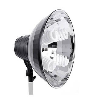 Флуоресцентный свет Falcon SFL04 (рефлектор+4х26W)
