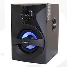 Колонки для компьютера 2.1 F&D F380X Black Bluetooth, акустика, акустическая система, фото 2