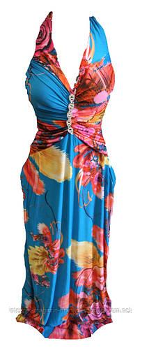 Женское платье норма
