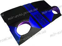 Акустическая полка SS синяя ВАЗ 2108