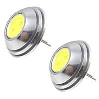 Світлодіодна лампа G4 COB High Power 2W 12V Теплий білий