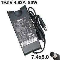 Блок питания для ноутбука зарядное устройство для ноутбука Dell 19.5V 4.62A 90W 7.4x5.0