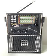 Радиоприемник - портативная акустика ATLANFA AT-893