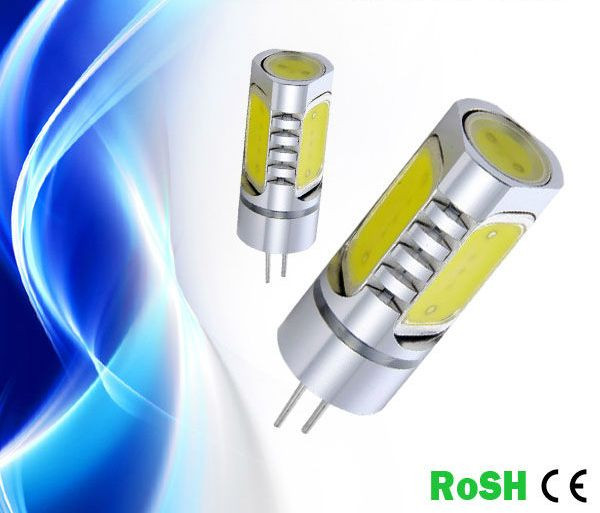 Світлодіодна лампа G4 COB High Power 7,5 W 12V