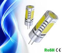 Світлодіодна лампа G4 COB High Power 7,5 W 12V, фото 1