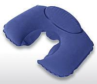 Надувная дорожная подушка для сна ZARYAD