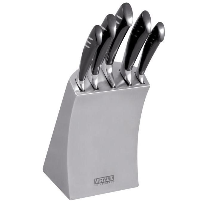 Набор ножей Vinzer Tsunami 89125 (6 предметов)