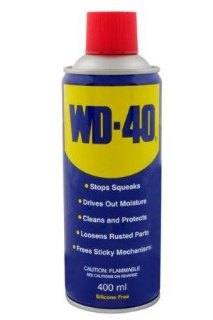 Универсальная автомобильная смазка очиститель WD-40 400 мл аэрозоль