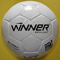 М'яч футбольний Winner Brilliant FIFA Approved, фото 1