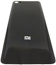 Задня кришка Xiaomi Mi5 black, змінна панель сяоми ксиоми, фото 3