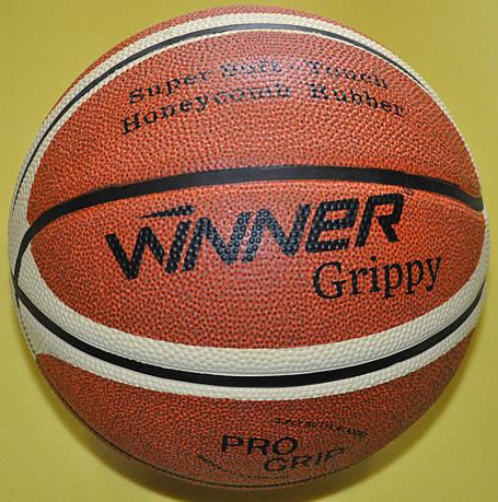 М'яч баскетбольний Winner Grippy № 7