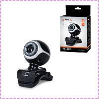 Веб камера REAL-EL FC-100 с микрофоном