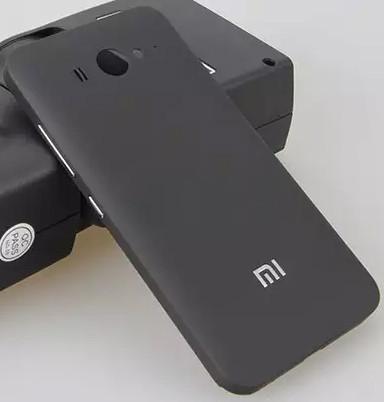 Задня кришка Xiaomi Mi2 black, змінна панель сяоми ксиоми ми 2