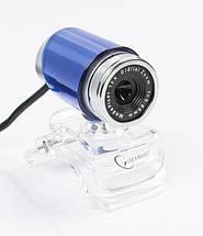 Веб камера Gembird CAM100U-B, встроенный микрофон, фото 2