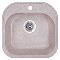 Кухонная мойка Fosto 4849 SGA-300 (FOS4849SGA300), фото 1