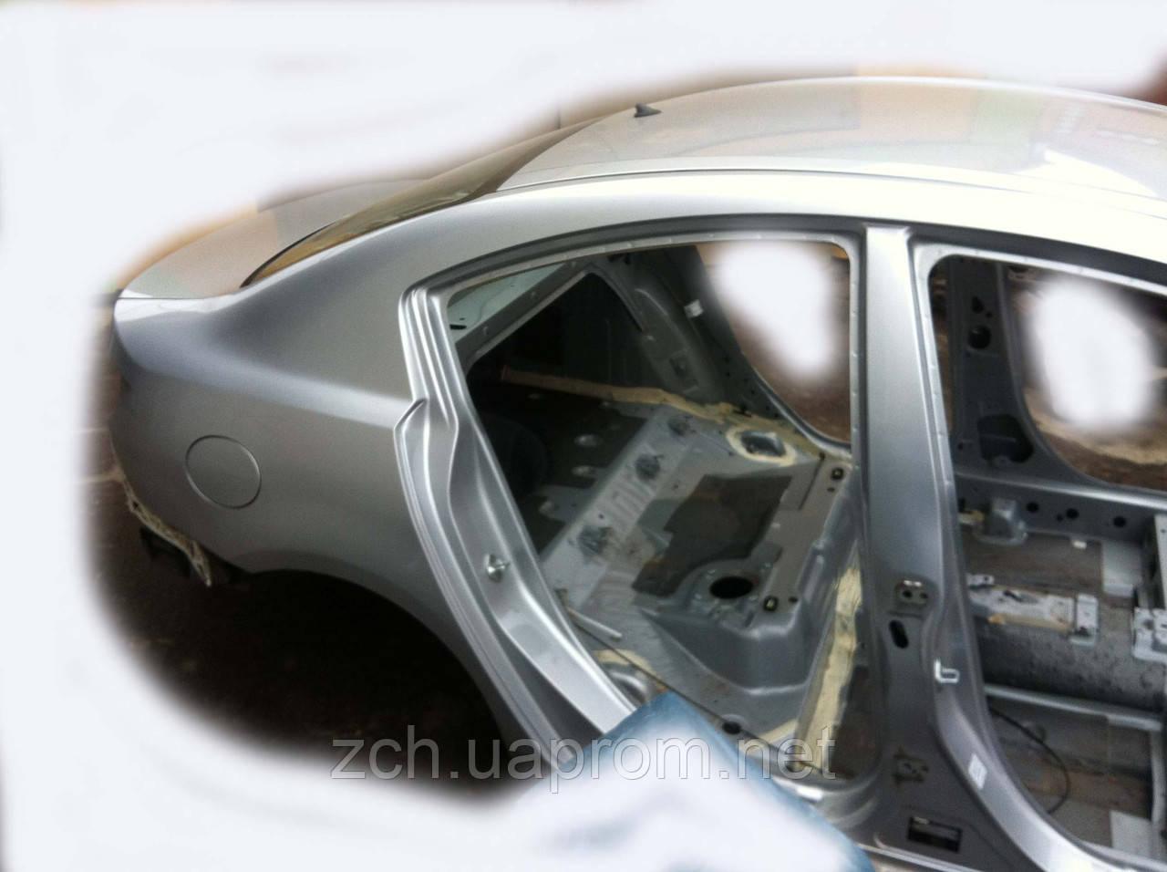 Стойка кузова средняя Mazda 3 sedan