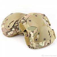 Защитный тактический комплект, налокотники/наколенники  PA-2