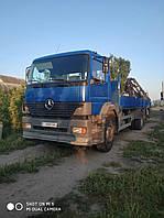 Услуги крана манипулятора 13т. Киев и область.