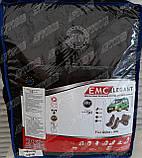 Авточехлы Fiat Qubo 2008- (цельный) EMC Elegant, фото 2
