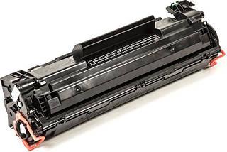 Картридж HP 85A (CE285A), Black, LJ P1102/M1132/M1212/M1214/M1217, OEM, фото 3
