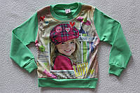 Детская одежда из Турции оптом от производителя.Кофточка на девочку 3,4,5,6 лет 100 % хлопок