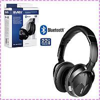 Беспроводные наушники Sven AP-B770MV Black, Bluetooth V3.0+EDR, блютуз гарнитура с микрофоном