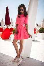 Женский летний костюм с жемчугом , фото 3