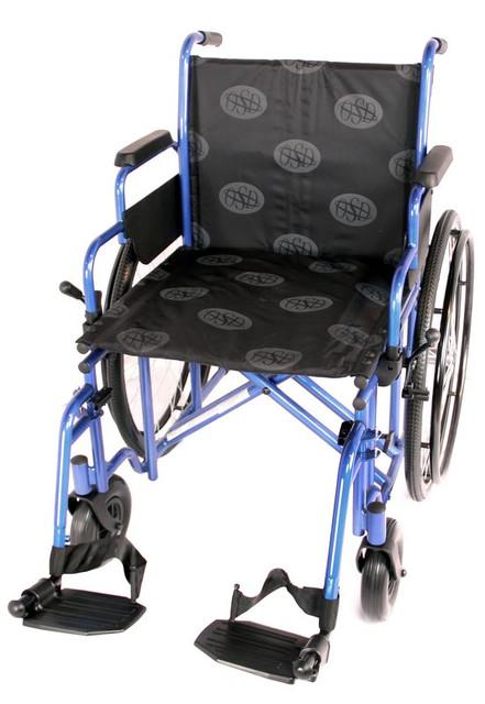 Механічні інвалідні коляски для будинку і вулиці