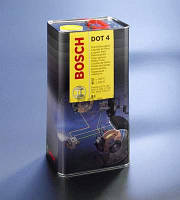 Тормозная жидкость Bosch DOT 4 (5 л) Brake Fluid 1 987 479 108