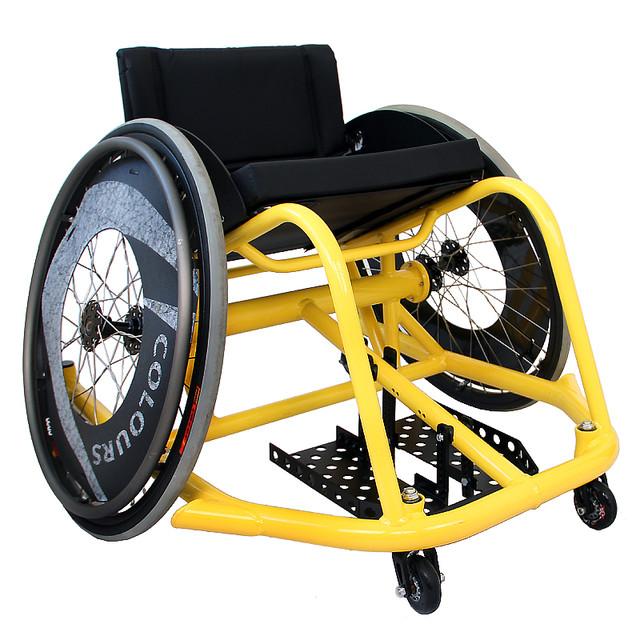 Активні інвалідні коляски