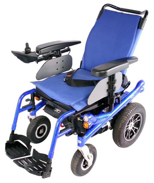Електричний візок інвалідний