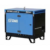 Дизельный генератор SDMO Diesel 6500 TE AVR Silence