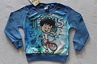 Детская одежда из Турции оптом от производителя.Кофточка на мальчика  3,4,5 лет 100 % хлопок