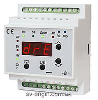 МСК-107 - контроллер уровня жидкости