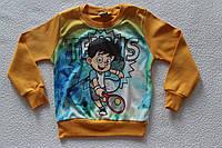 Детская одежда из Турции оптом от производителя.Кофточка на мальчика  3 года 100 % хлопок