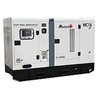 Дизельний генератор MATARI МС16