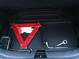 Карта багажника Mazda 3 sedan, фото 3