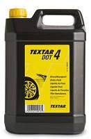 Тормозная жидкость Textar DOT 4 (5 л) Brake Fluid 95002200