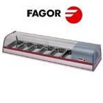 Вітрина холодильна настільна Fagor VTP-175С, фото 2