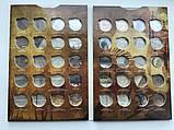 Альбом под памятные монеты США 1 доллар Сакагавея , коренные американцы, Сьюзен Энтони, капсульный., фото 2