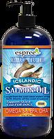 Espree Icelandic Salmon Oil масло лосося 480 мл
