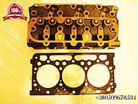 Kubota D722 Головка блока цилиндров