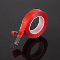 Скотч силиконовый двухсторонний: супер крепкий 3 метра х 8 мм, фото 1