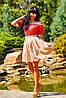 Эффектная и модная юбка-тюльпан